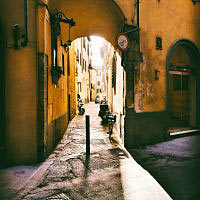 hidden alley florence
