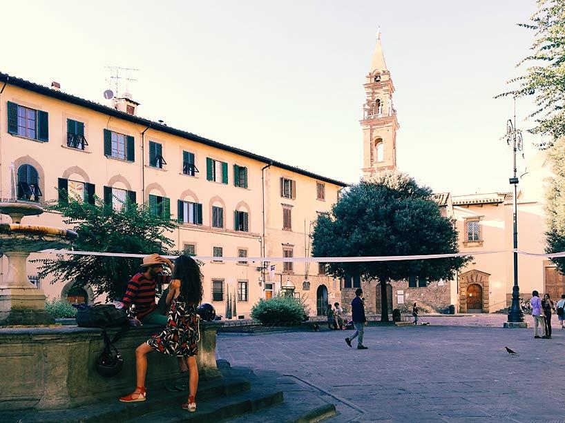 piazza santo spirito florence