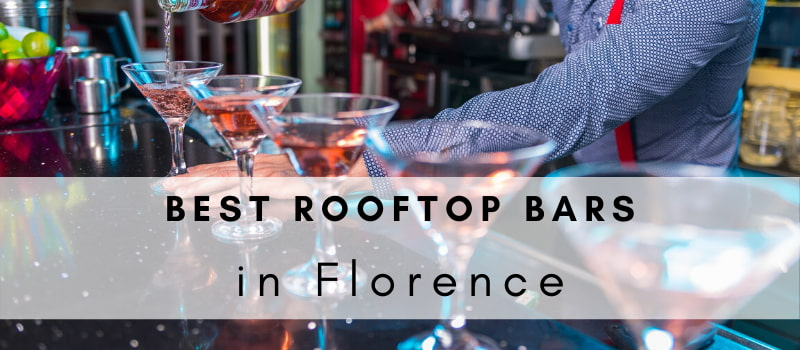 Best rooftop bars in florence