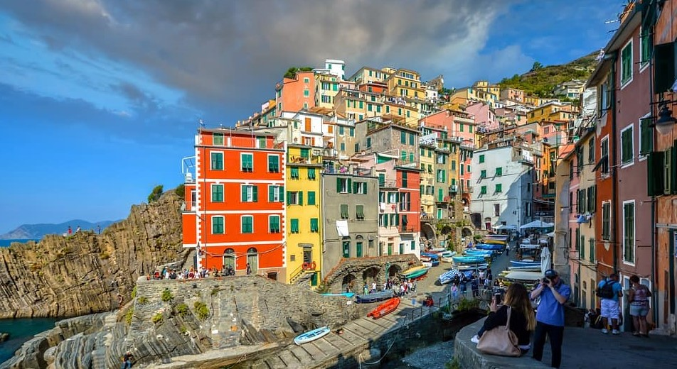 Day trip from Florence to Cinque terre