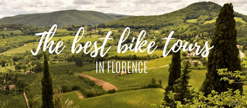 the best bike tours in florence